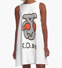 K.O.ala A-Line Dress