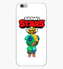 Leon Brawl Stars Design iPhone-Hülle & Cover