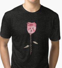 Traurige Blume Vintage T-Shirt
