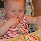 Got His Cake and Wants To Eat It Too...... by zpawpaw