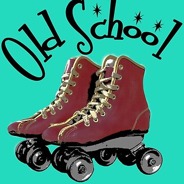 Old School Skates by Slinky-Reebs