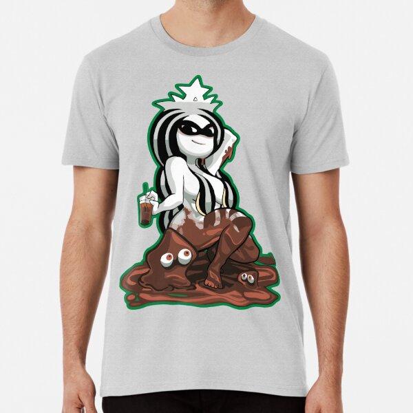 Coffee FAN ART Camiseta premium