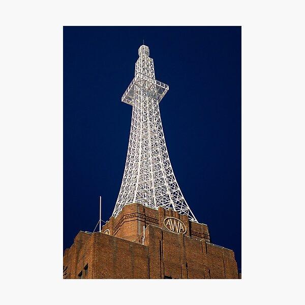 AWA Tower Photographic Print