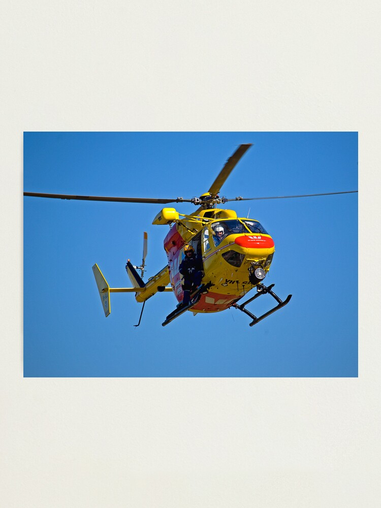 Alternate view of The Chopper Photographic Print