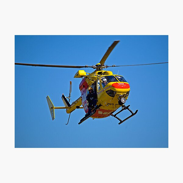 The Chopper Photographic Print