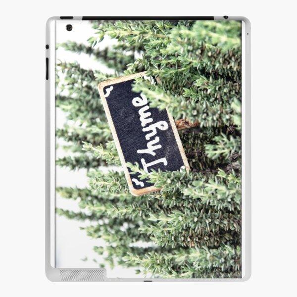 Thyme iPad Skin