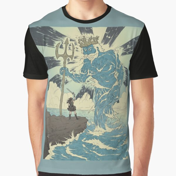 In a Time of Ancient Gods Graphic T-Shirt