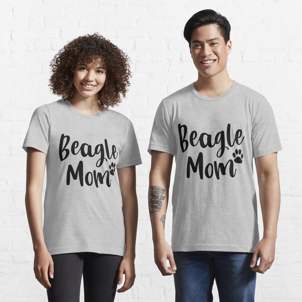 Beagle Mom  Essential T-Shirt