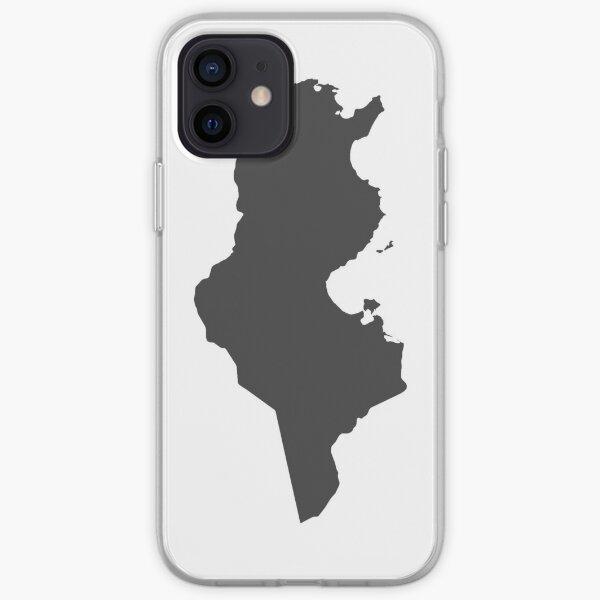 L'amour tunisien au charbon Coque souple iPhone