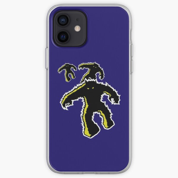 Space Invaders Alien Monsters iPhone Soft Case