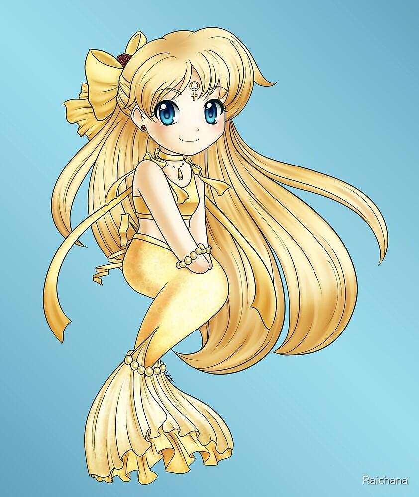 Princess Mer-venus by Raichana
