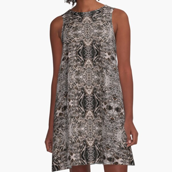 Coil A-Line Dress