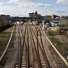 On the Rails by Darren Glendinning