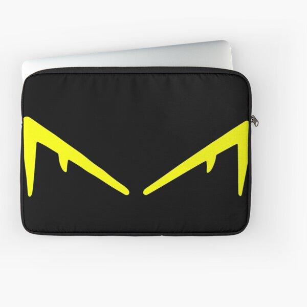 M Evil Eyes Laptop Sleeve