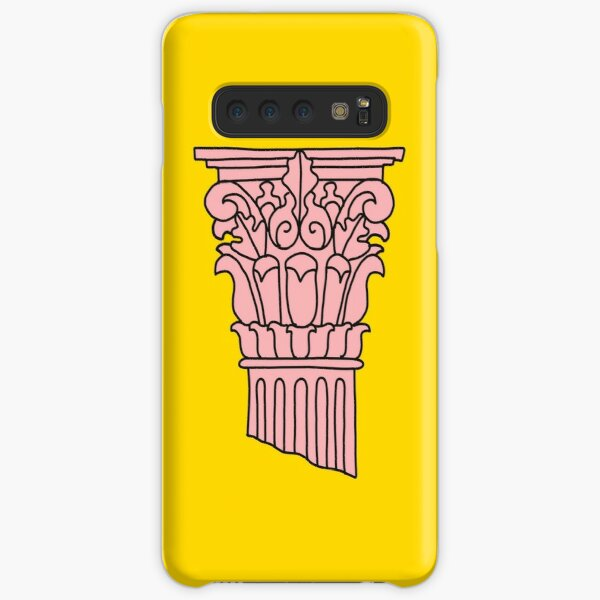 greek orders - columns Samsung Galaxy Snap Case