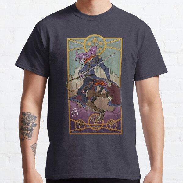 Art Nouveau Aberration Classic T-Shirt