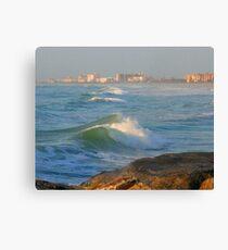 Beach / Ocean ... be3 Canvas Print
