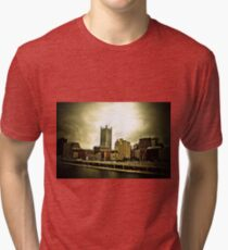 Welcome to Pittsburgh  Tri-blend T-Shirt