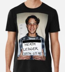 HEATH LEDGER Premium T-Shirt