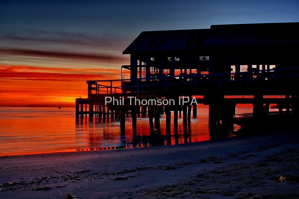 """Daybreak at Barwon Heads"" by Phil Thomson IPA"