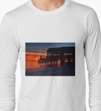 """Daybreak at Barwon Heads"" Long Sleeve T-Shirt"