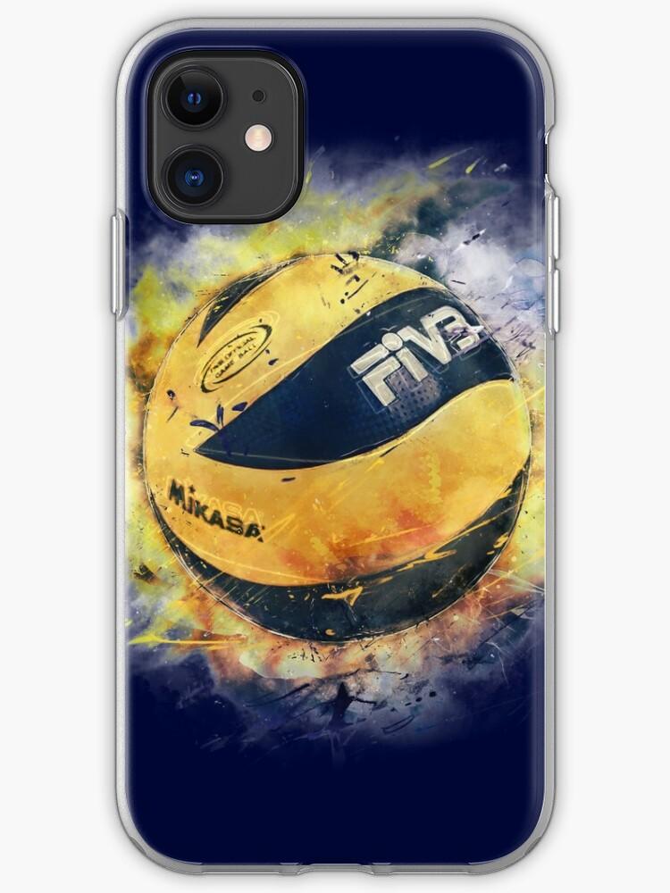 cover pallavolo iphone 5c