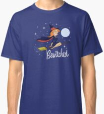 Bewitched Broom Shirt Classic T-Shirt