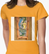 Dole whip Womens Fitted T-Shirt