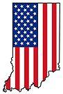 Indiana USA by Sun Dog Montana