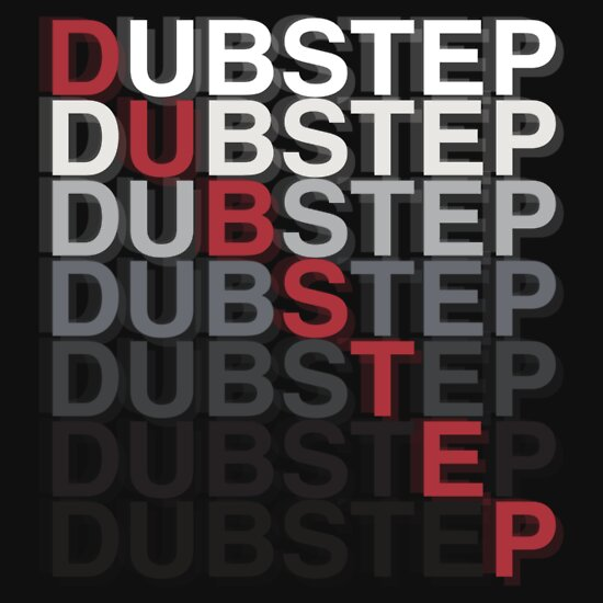 TShirtGifter presents: DUBSTEP