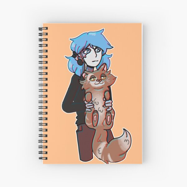 Sal and Gizmo! Spiral Notebook