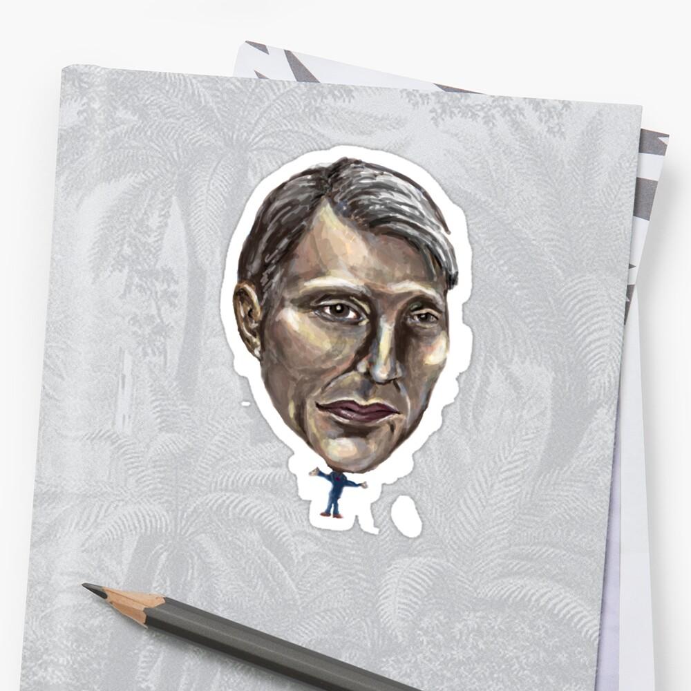 Mads Hannibal by jill815
