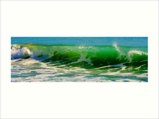 Beach art ... be11 by whiteygilroy