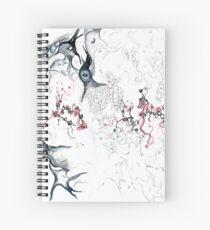 Your Brain on Surrealism Spiral Notebook