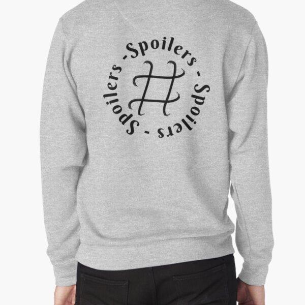 Hashtag Spoilers Tripoint Circle Pullover Sweatshirt