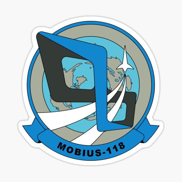 Ace Combat Mobius Squadron Sticker