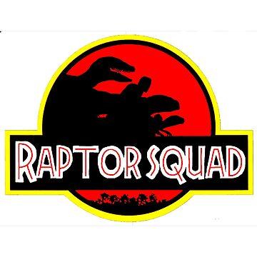 Raptor Squad by EmmaPopkin