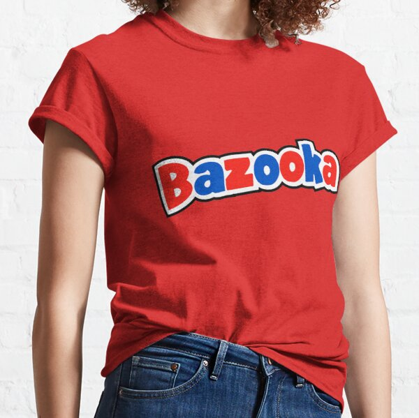Bazooka retro bubble gum Classic T-Shirt