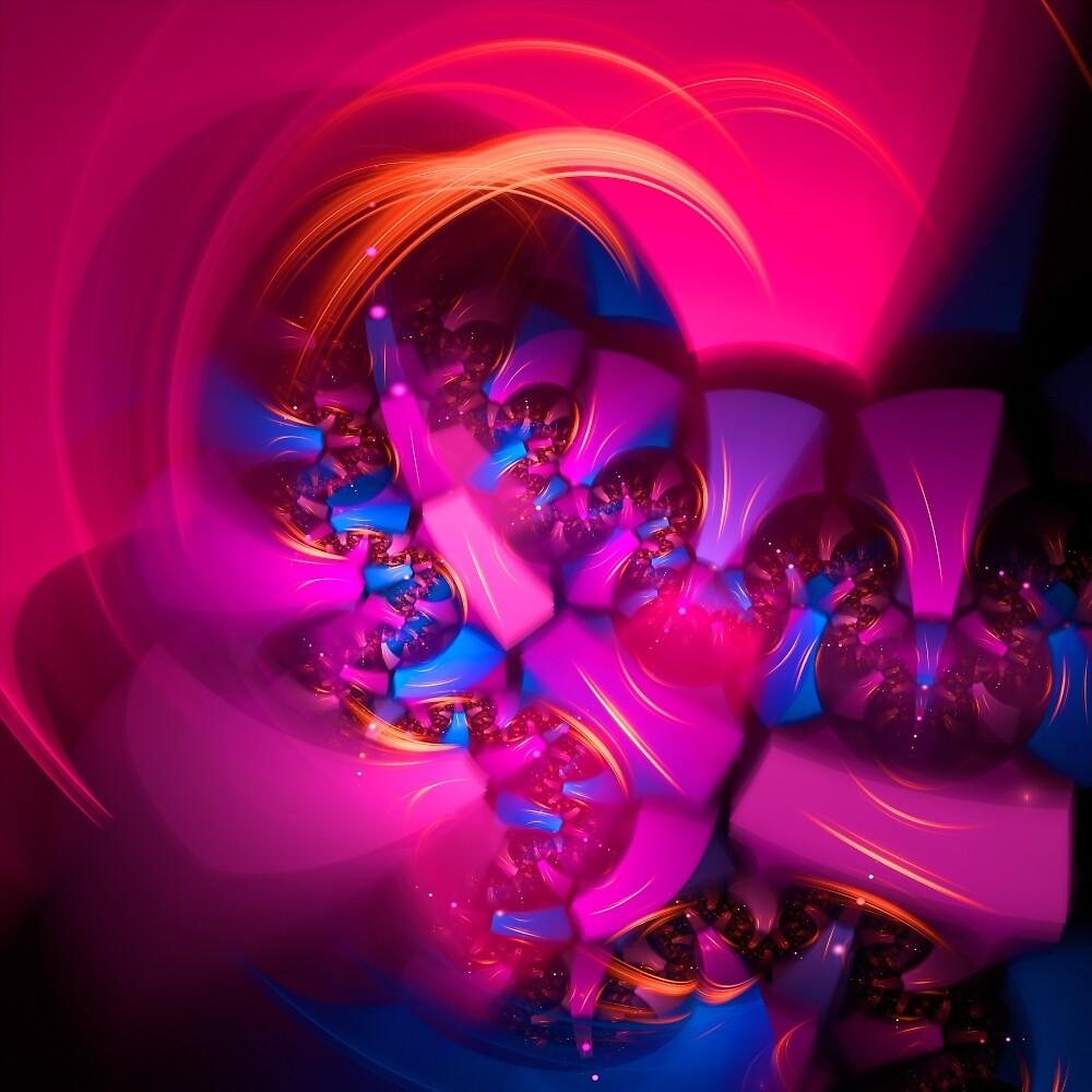 Purple Plastic by Woodywood143