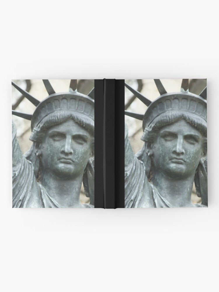 Alternate view of Statue of Liberty Hardcover Journal