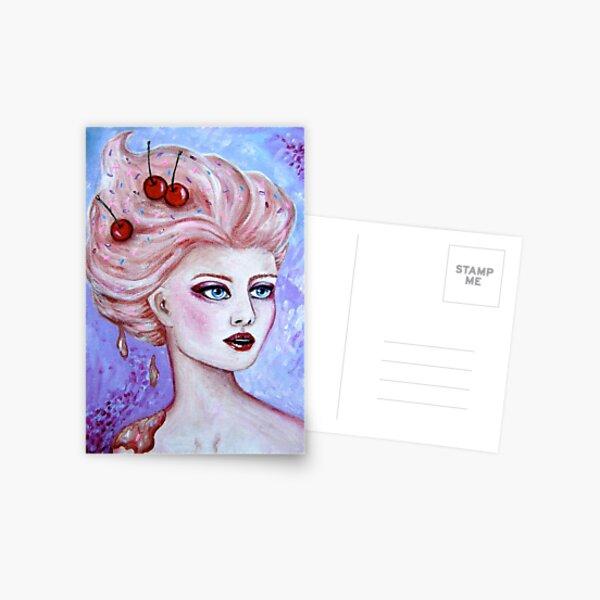 Susie Sundae Postcard