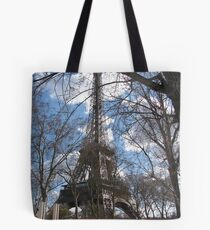 Spring Time in Paris Tote Bag