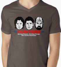 SPN Boys Men's V-Neck T-Shirt