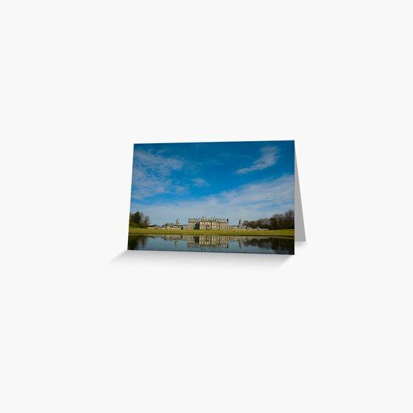 Hopetoun House Greeting Card