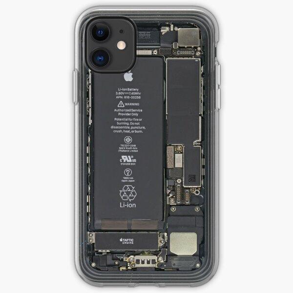 i phone inside iPhone Soft Case