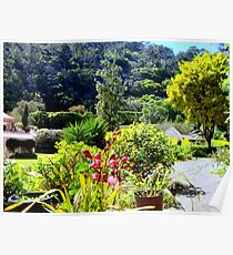 welcome to paradise 167..sintra portugal..(dedicated to Tereza Del Pilar) Poster