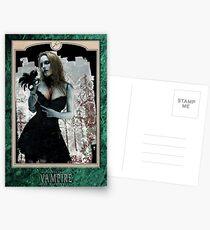Caitiff - Green Marble Postcards