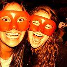 Mask Birthday by sasparilla