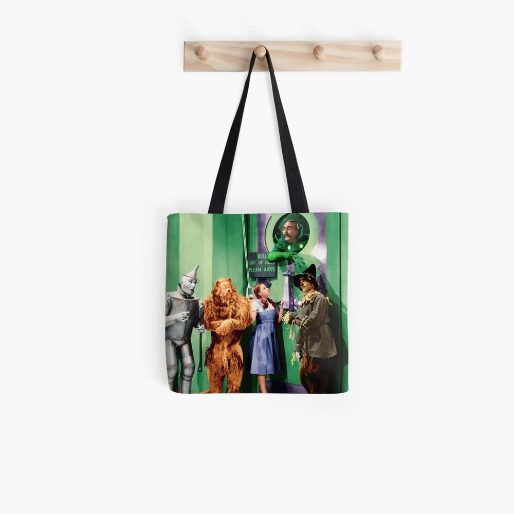 Der Zauberer von Oz Emerald City Tote Bag