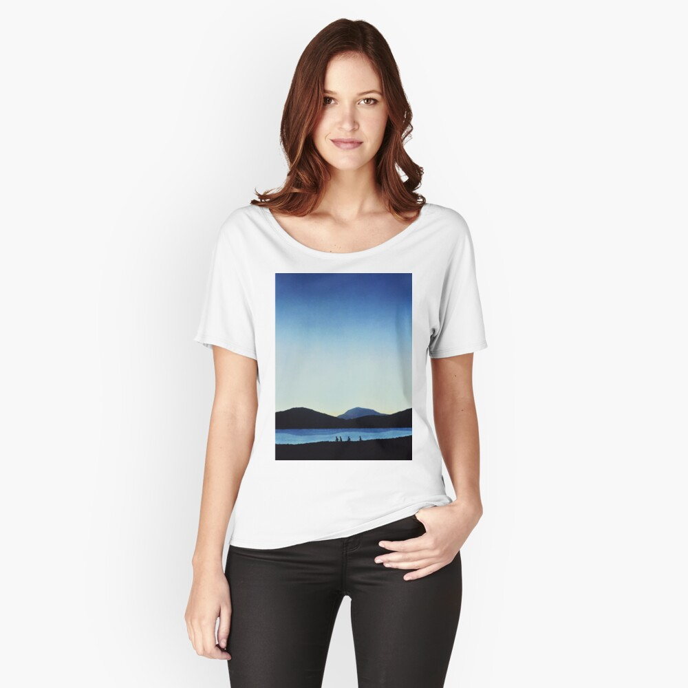 Stand by Me Women's Relaxed Fit T-Shirt Front